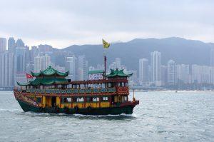Mar de Hong kong