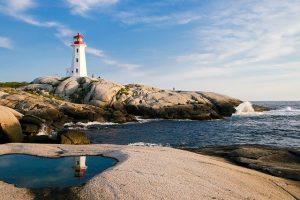 Canada, Lighthouse