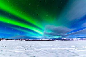 Aurora Boreal de Finlandia