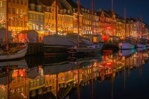 Ciudad de Dinamarca